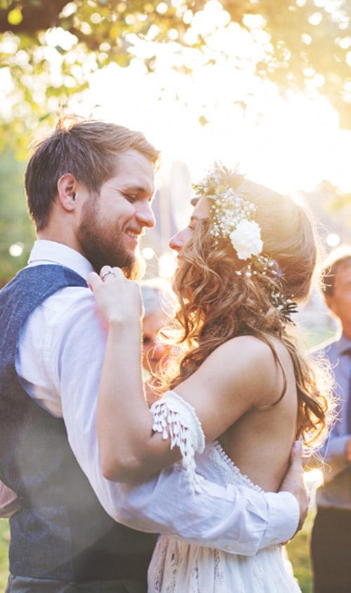 heiraten villa bernsteinsee